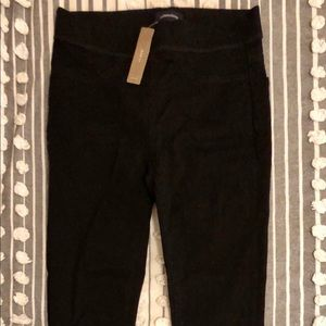 J Crew - Pull-on toothpick skinny jean, black